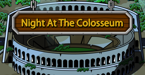 Night At The Colosseum - Play on Armor Games