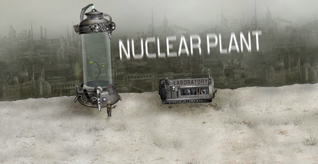 Nuclear Plant - Play on Armor Games