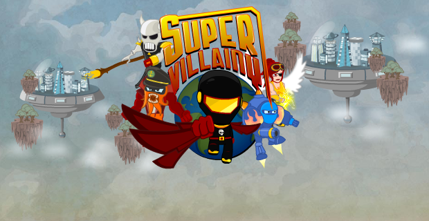 Super Villainy - Play on Armor Games