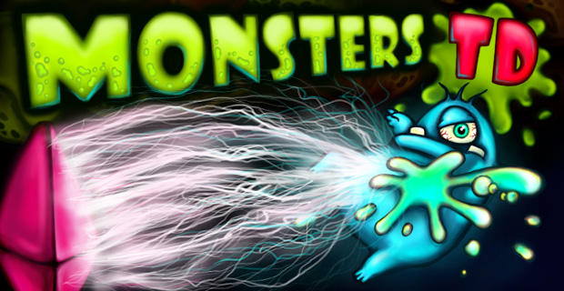 Monsters TD - Play on Armor Games
