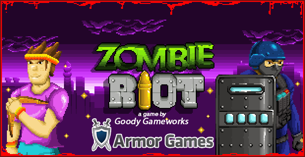 Zombie Riot - Play on Armor Games