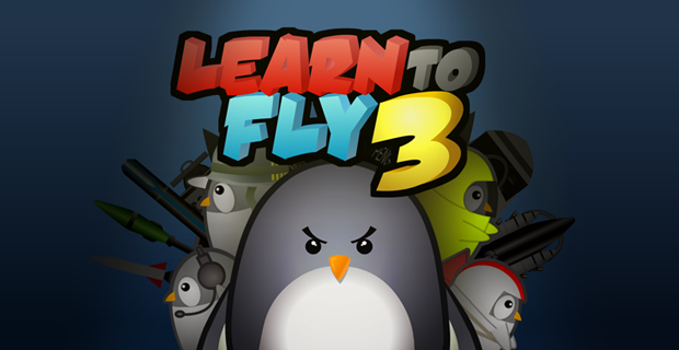Learn to Fly 3 - Play on Armor Games