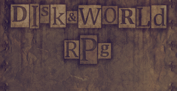 Disk and World RPG