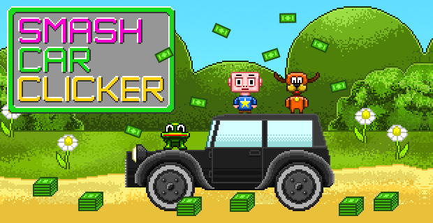 Smash Car Clicker