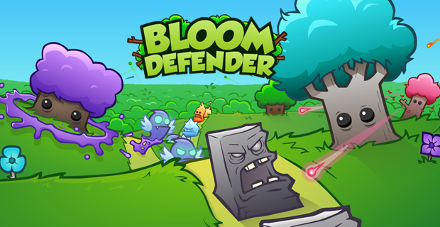 Bloom Defender - Play on Armor Games
