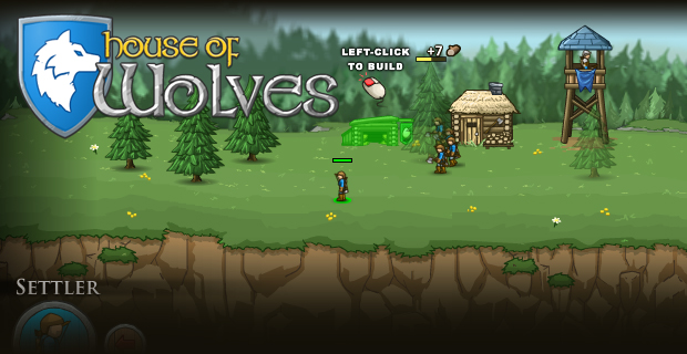 House of Wolves - Play on Armor Games