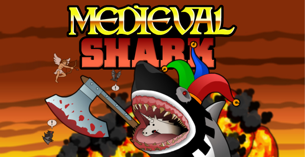 Medieval Shark - Play on Armor Games