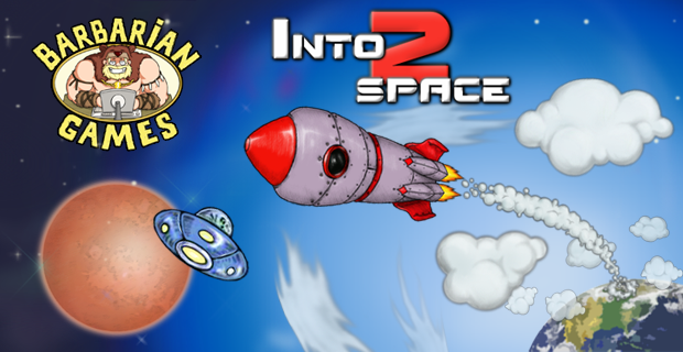 Into Space 2 - Play on Armor Games