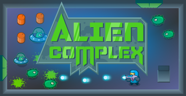Alien Complex - Play on Armor Games