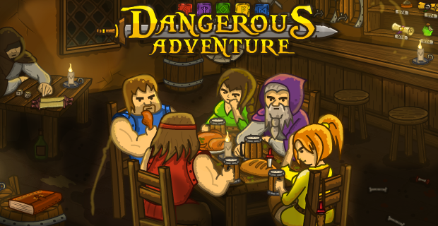 Dangerous Adventure - Play on Armor Games