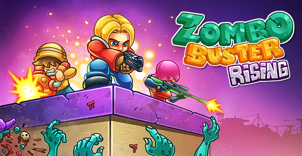 Zombo Buster Rising - Play on Armor Games