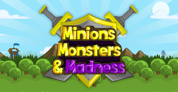 Minions, Monsters, and Madness - Play on Armor Games