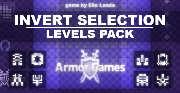 Invert Selection: Levels Pack