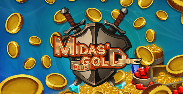 Midas Gold Plus - Play on Armor Games