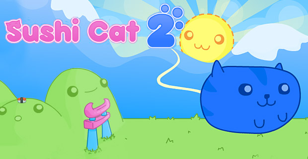 Sushi Cat 2 - Play on Armor Games