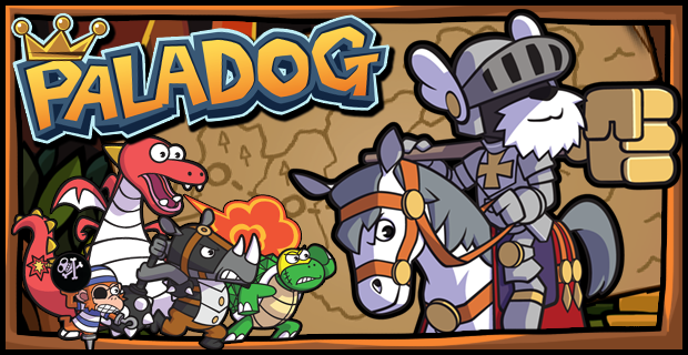 Paladog - Play on Armor Games