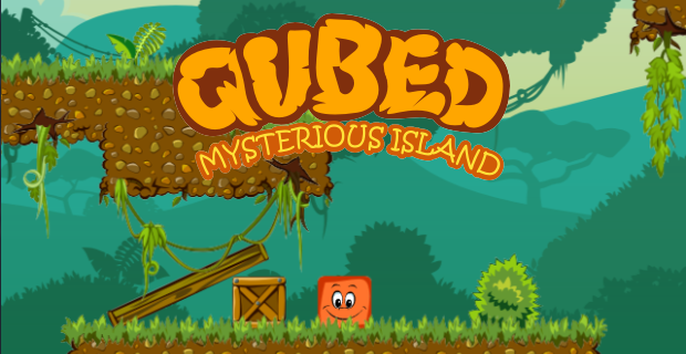 Qubed - Mysterious Island - Play on Armor Games