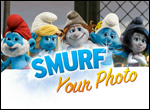 Smurf Your Photo