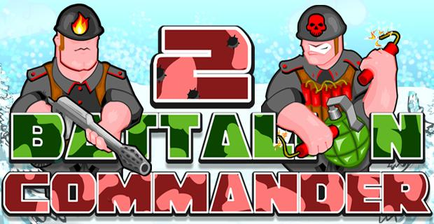 Battalion Commander 2 - Play on Armor Games