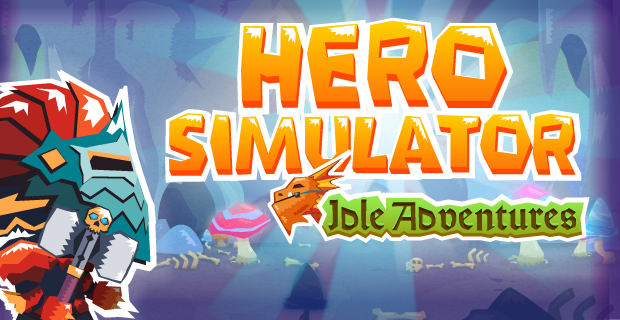 Hero Simulator: Idle Adventures - Play on Armor Games