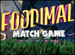 Foodimals Match Game