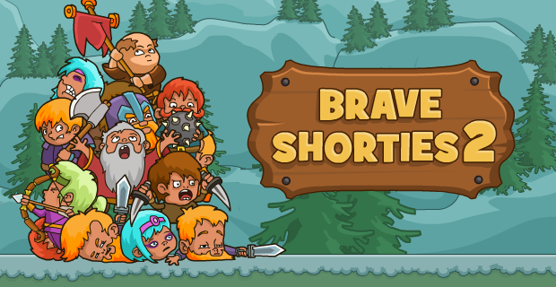 Brave Shorties 2 - Play on Armor Games