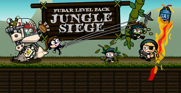 City Siege 3: Jungle Siege FUBAR Pack