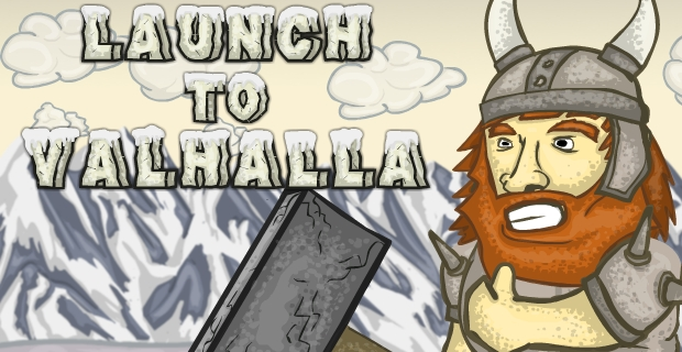 Launch to Valhalla - Play on Armor Games