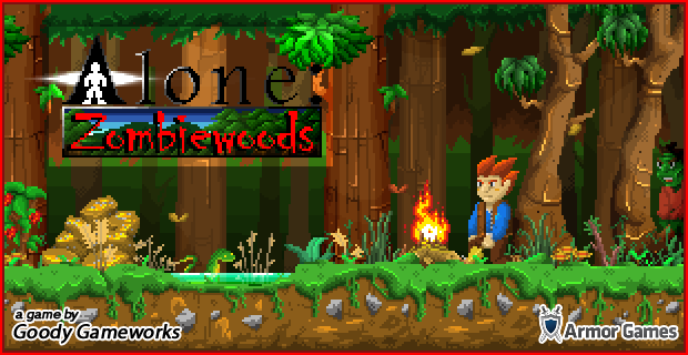 Alone: Zombiewoods
