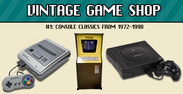 Vintage Game Shop - Play on Armor Games