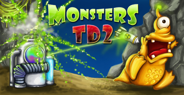 Monsters TD 2 - Play on Armor Games