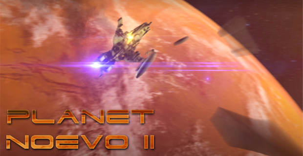 Planet Noevo II - Play on Armor Games