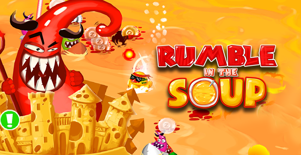 Rumble in the Soup - Play on Armor Games