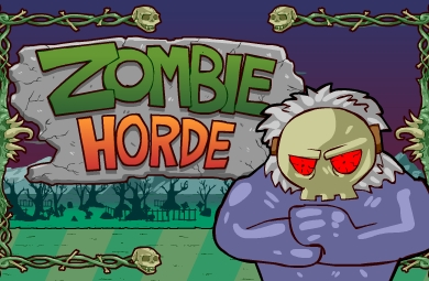 Zombie Hordes - Play on Armor Games