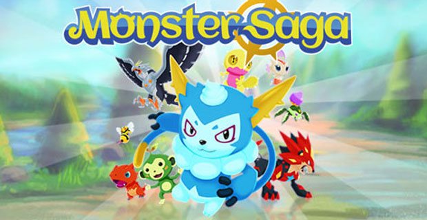 Monster Saga - Play on Armor Games