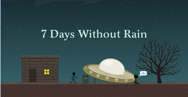 7 Days Without Rain
