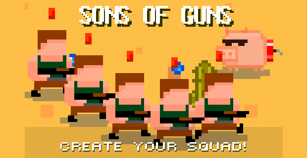 Sons of Guns - Play on Armor Games