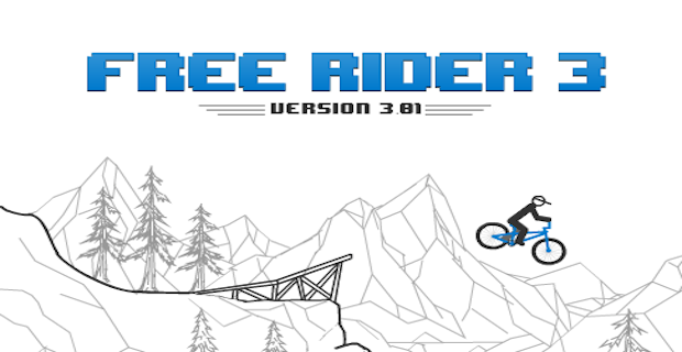 Free Rider 3 - Play on Armor Games